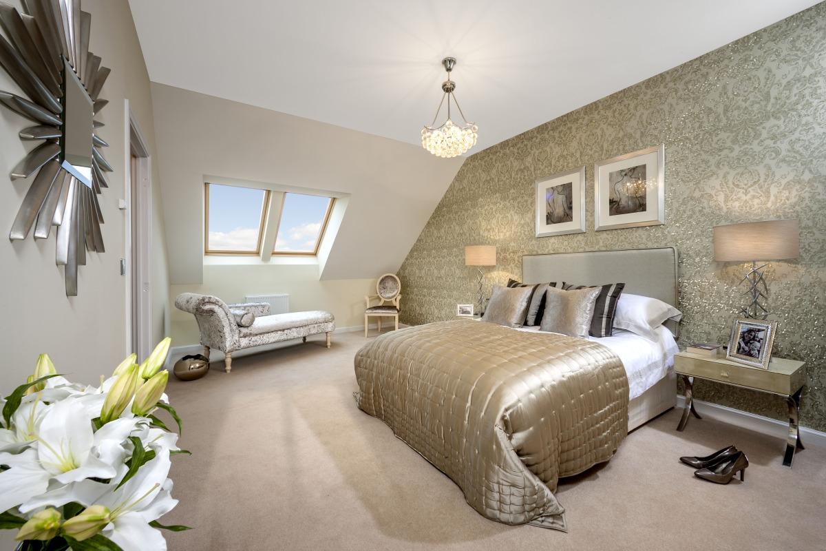 Show Home Bedroom Homesmiths Sophie Mckenzie