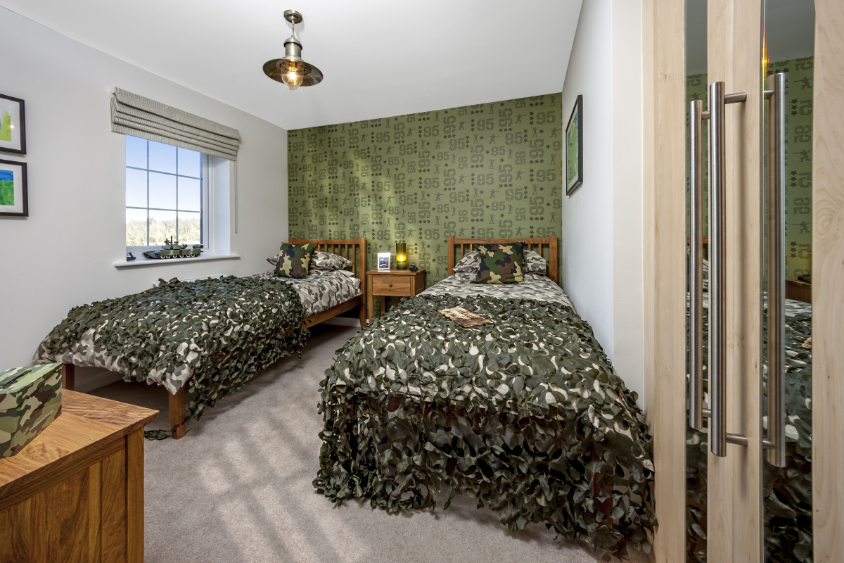Boys army room images for Army themed bedroom ideas